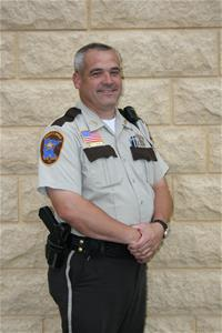 Photo of Chief Deputy Mike Maurer