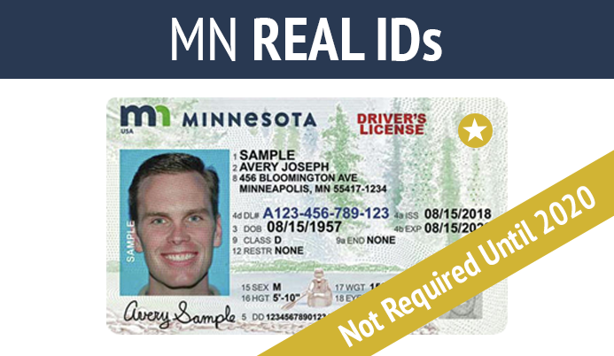 mn drivers license renewal real id