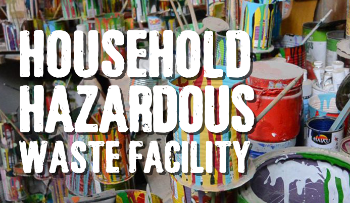 Household Hazardous Waste Facility