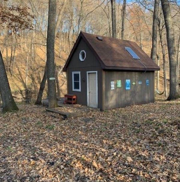 deer shack