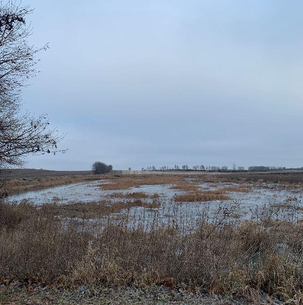 CD57 sediment pond