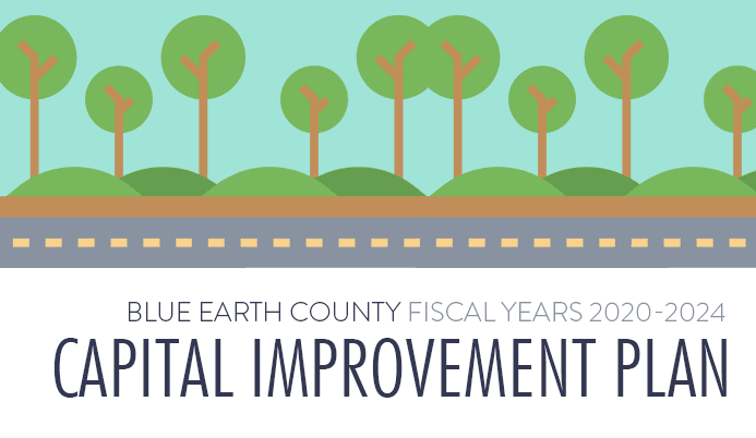 Blue Earth County 5-Year Capital Improvement Plan