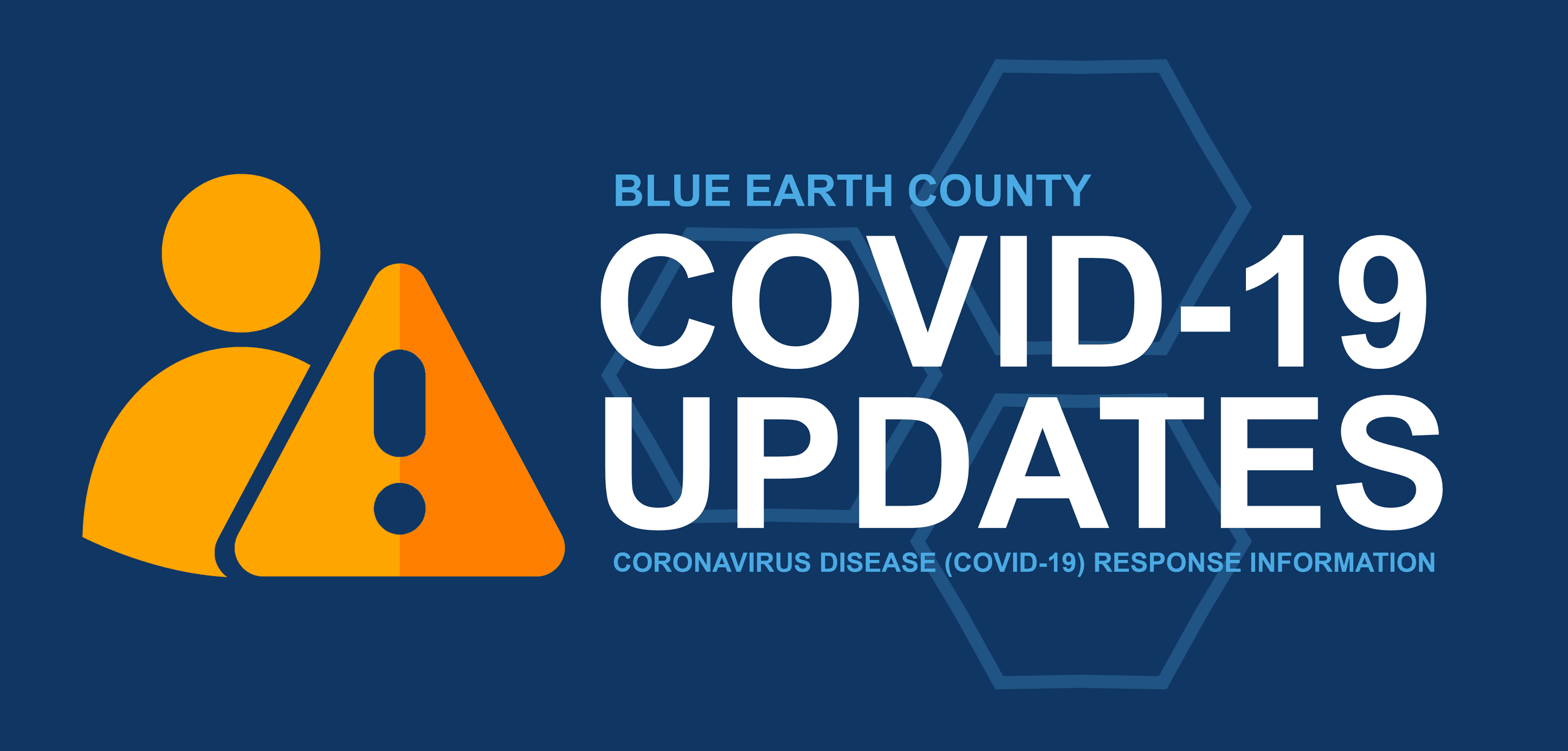 Blue Earth County COVID-19 Updates