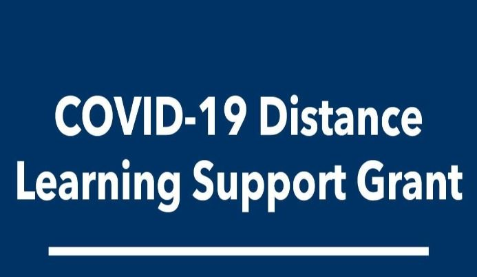 Covid 19 Distance Learning Support Grant (003)