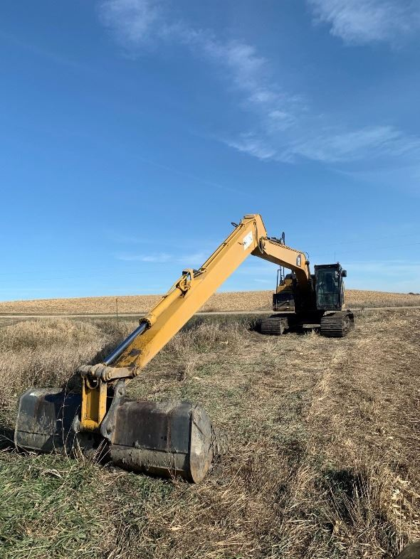 ditch cleaning season