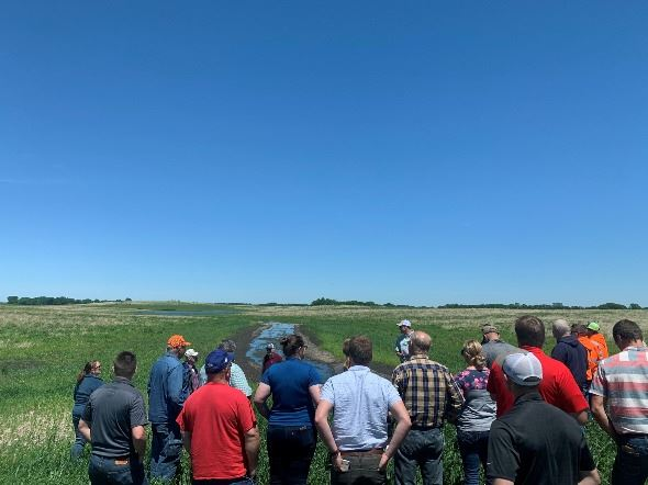 AG BMP field tour day