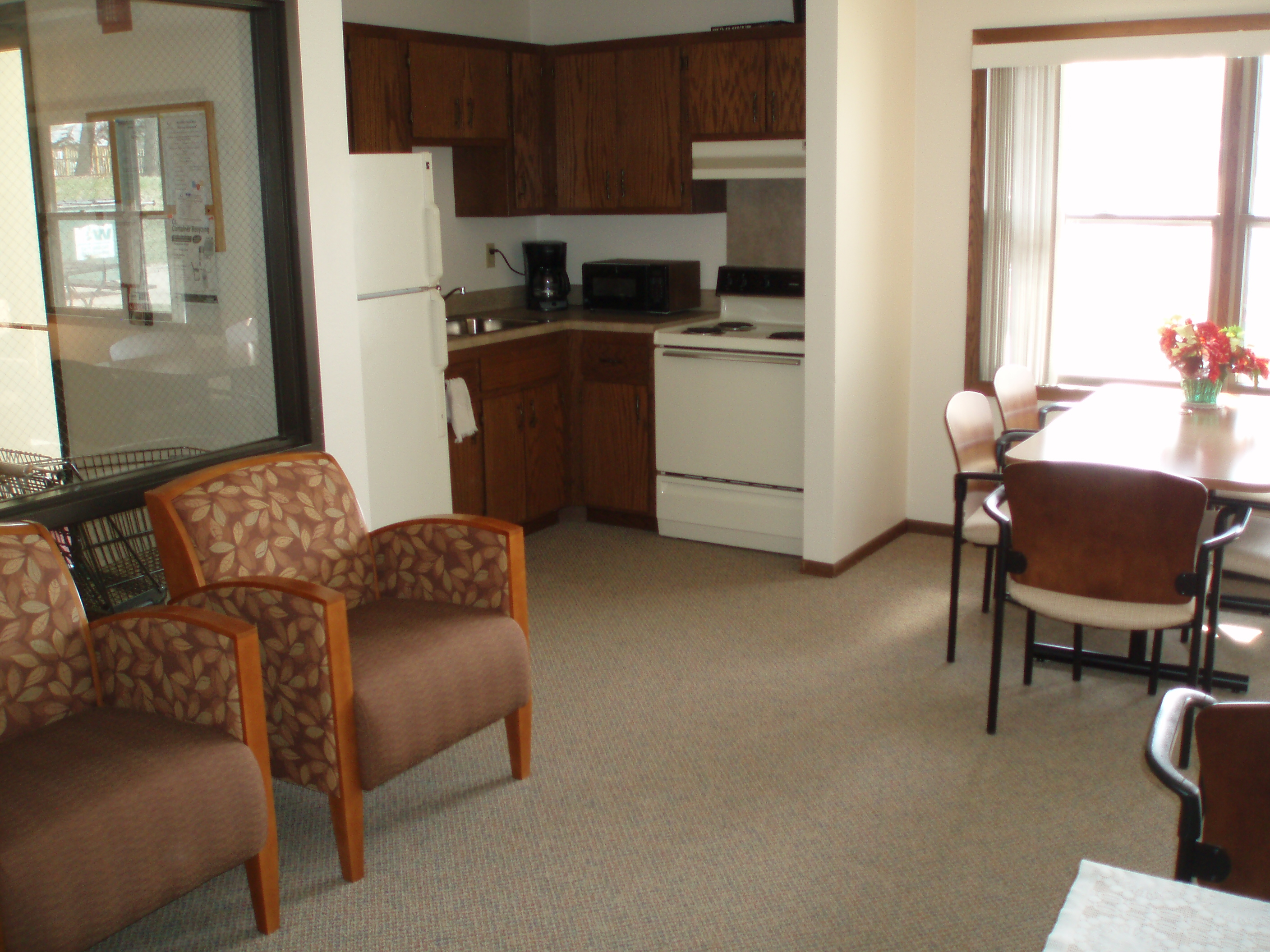 Eastview Apartments Community Room