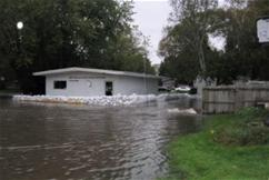 Picture of Flooding in St. Clair